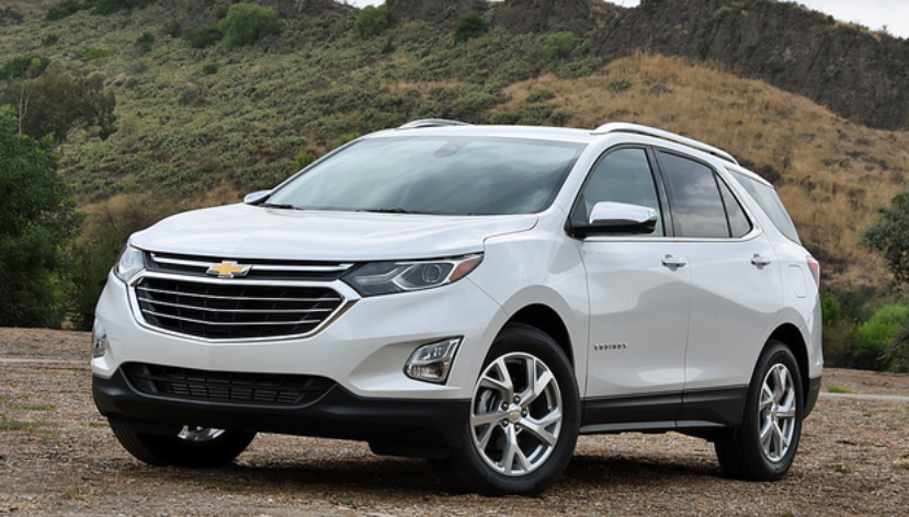 For The 2019 Chevrolet Equinox Owners Manual The Most Revise