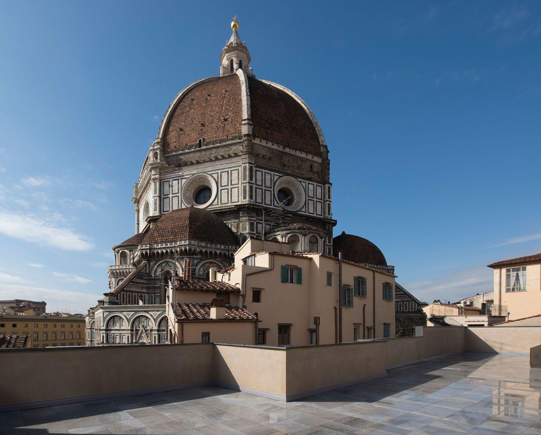 Terrazza Brunelleschiana Museo Dell Opera Del Duomo