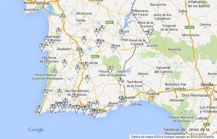 Agencias Cgd Algarve E Alentejo Com Imagens Alentejo Algarve
