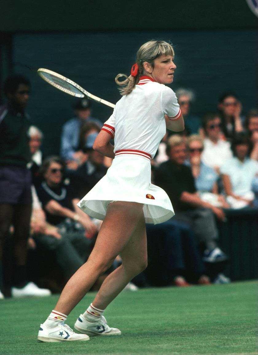Chris Evert (ret.) Chris evert, Tennis players female