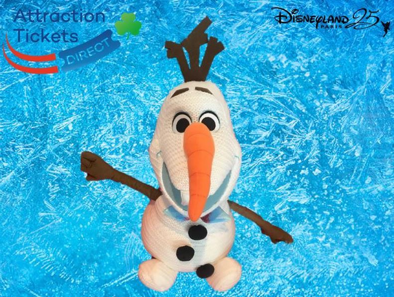 Attraction Tickets Direct Win an Olaf