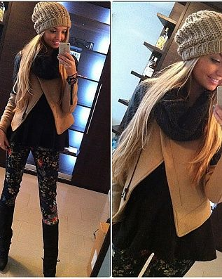 Winter outfit - I want to get some bennies