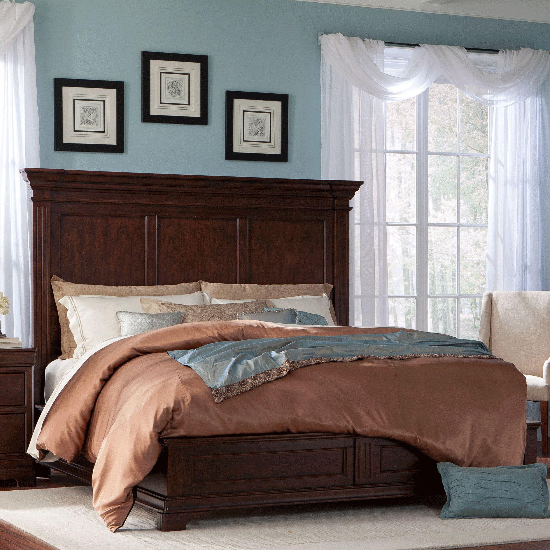 Cresent Furniture Provence Platform Bed