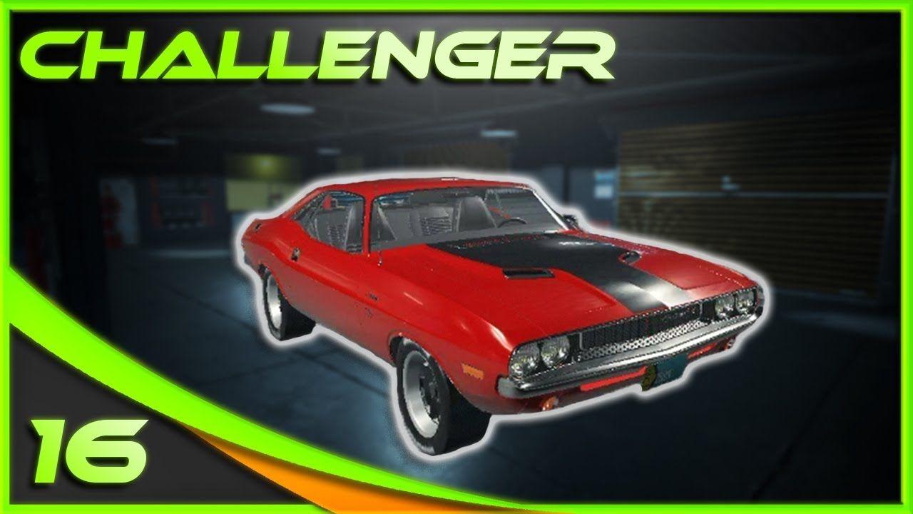 American Dream Dodge Challenger Car Mechanic Simulator 2018 Car Mechanic Dodge Challenger Car
