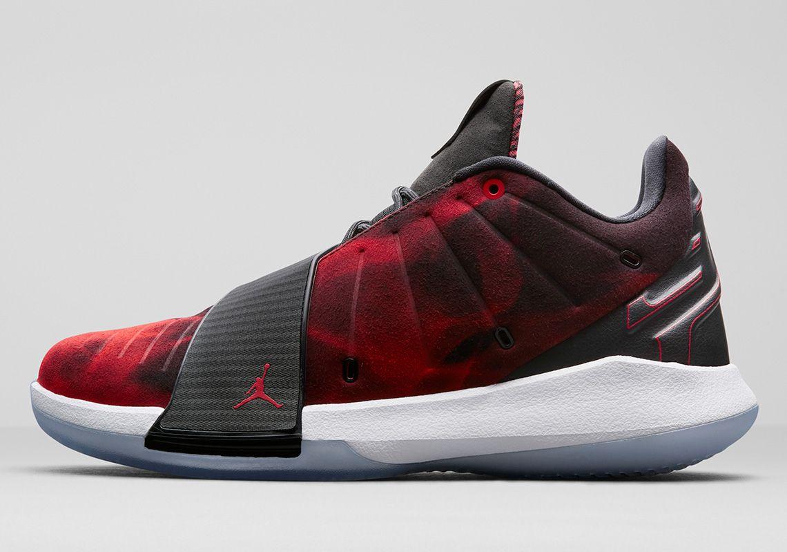 Jordan CP3 XI Shoe Rocket Fuel