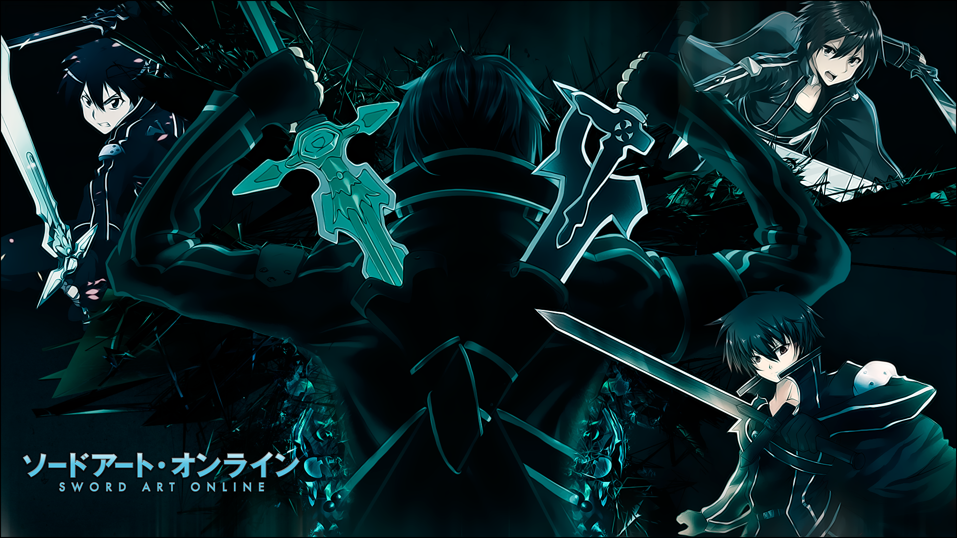 sao wallpaper - google search | sword art online | pinterest | sword