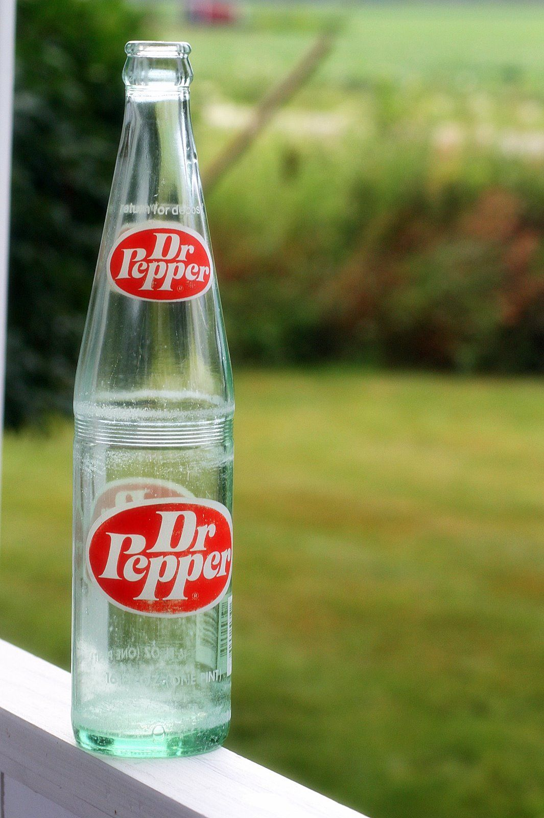 Dr pepper my grandma drank dr pepper and i drink it too