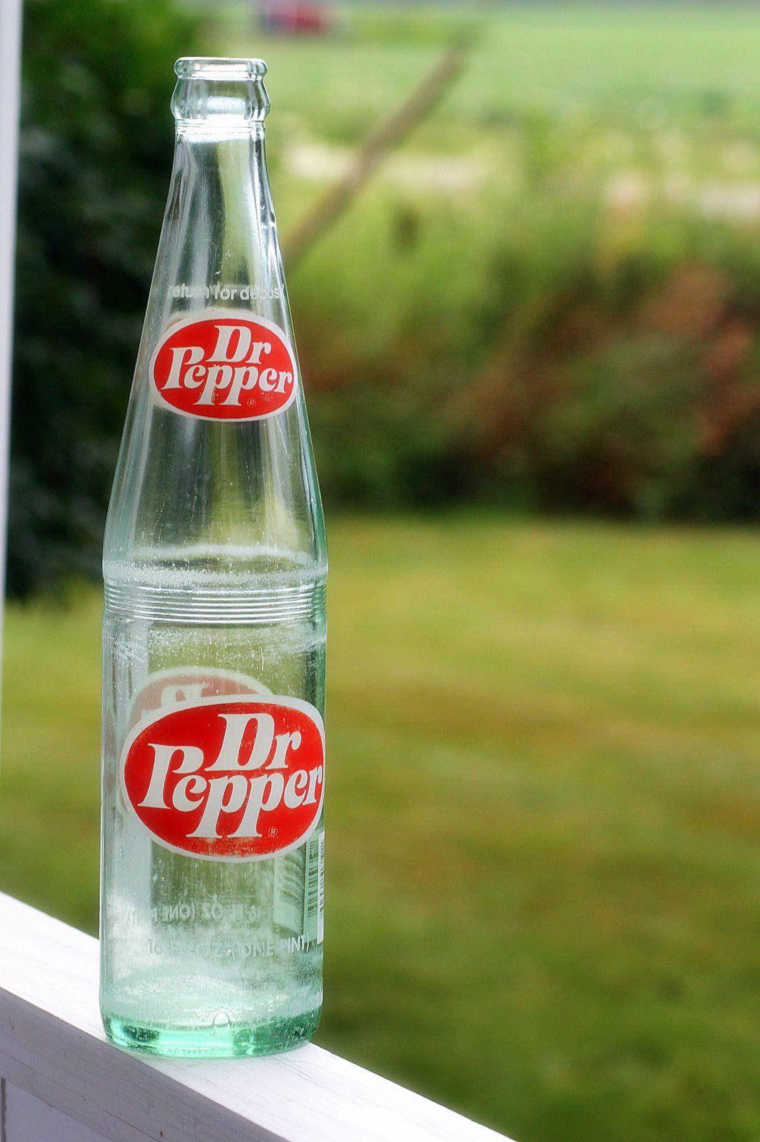 Dr. Pepper. Grandma Drank Pepper And Drink