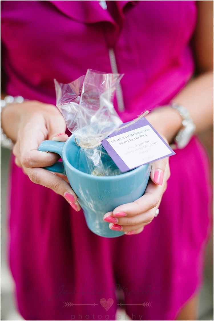 Coffee mug favors, of course! FRIENDS themed bridal shower - a 90\'s ...