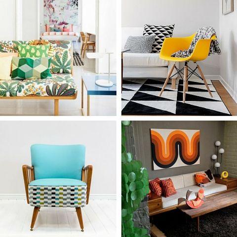 Five Interior Design Trends For 2016 1970s Bold Designs