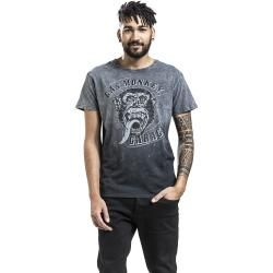 Gas Monkey Garage Retro Logo T-Shirt #gasmonkeygarage