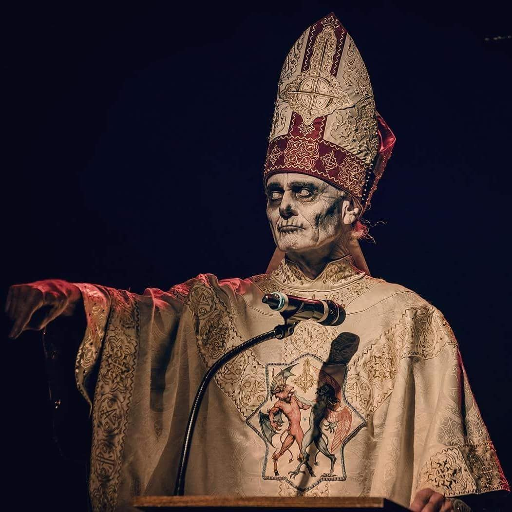 Image result for Papa Nihil