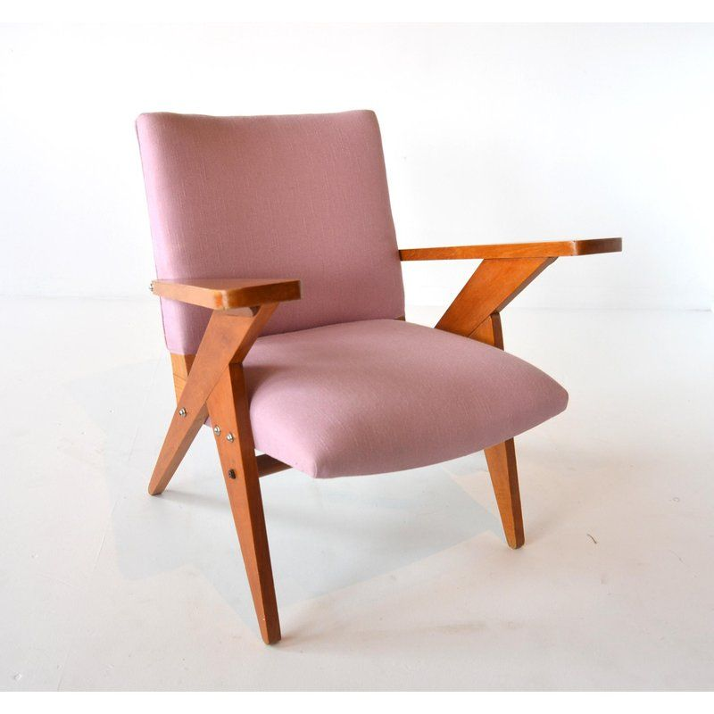 Awesome Jose Zanine Caldas Lounge Chair Brazilian Mid Century Modern Pabps2019 Chair Design Images Pabps2019Com