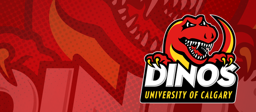 University of Calgary Dinos - University announces refresh of Dinos identity
