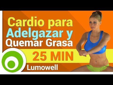 video de ejercicios para quemar grasa y adelgazar
