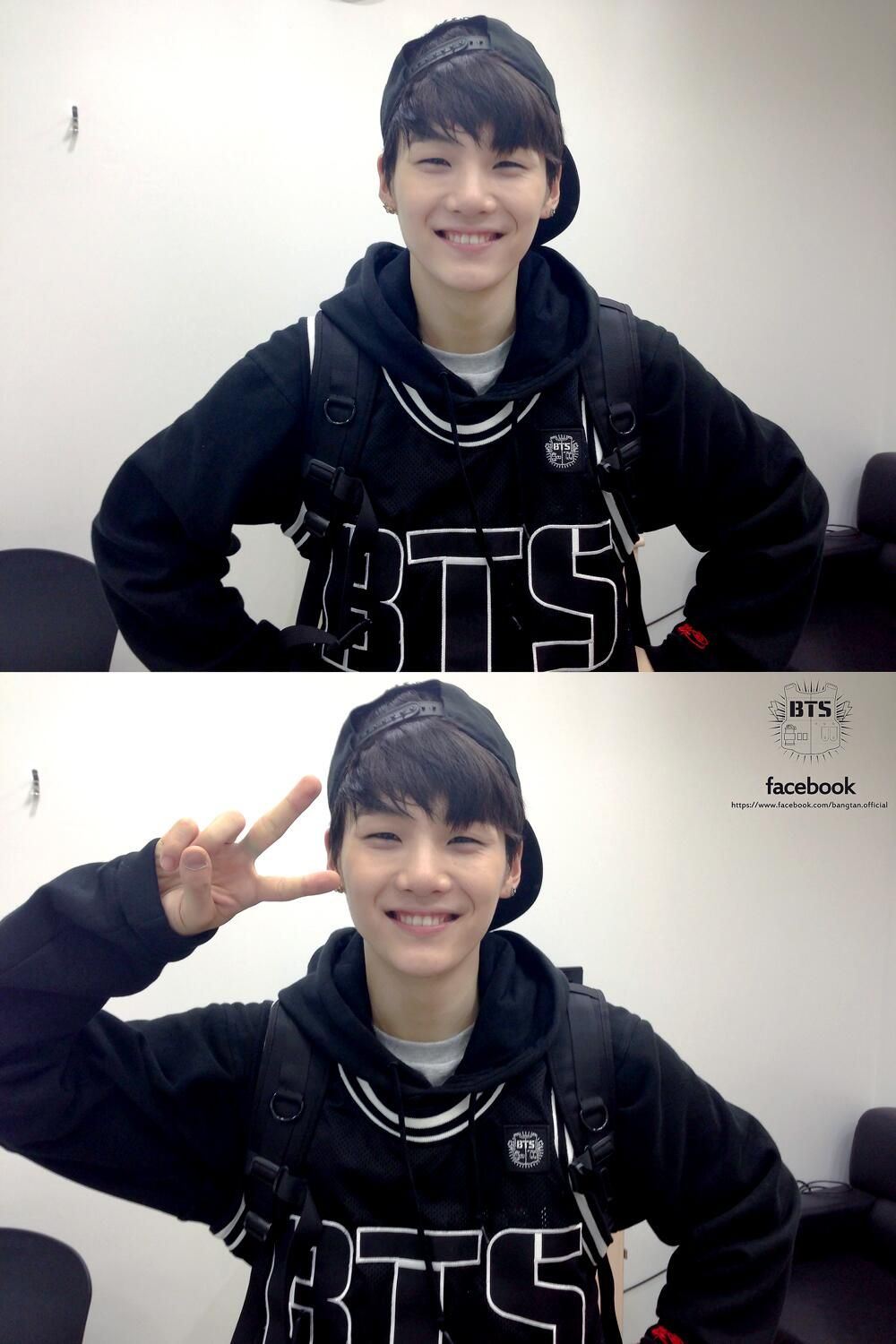 Bangtan Boy's Suga  Most favourite member (although I don't often fangirl him a lot) xD