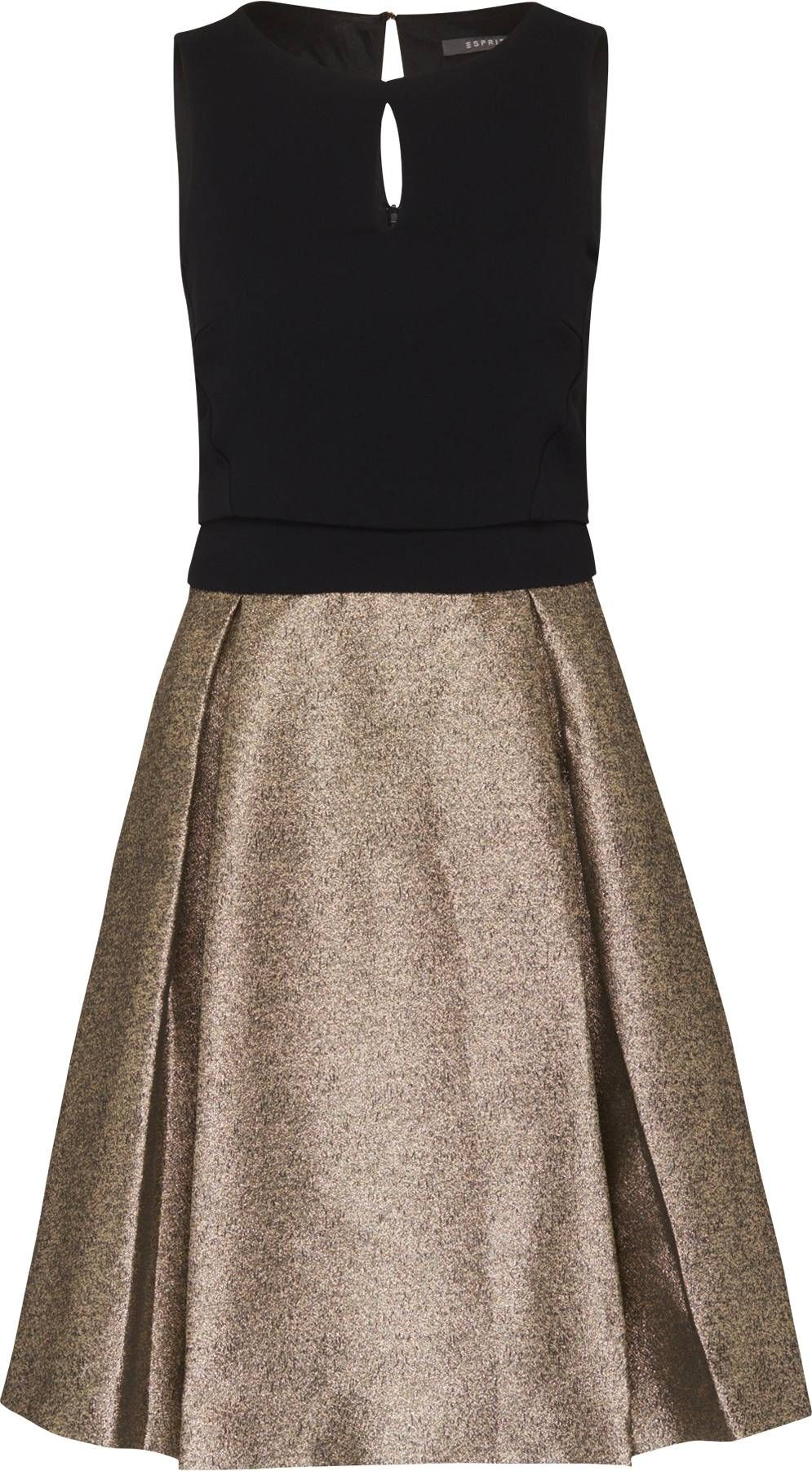 Kleid mit Glitzereffekt von Esprit Collection bei ABOUT YOU