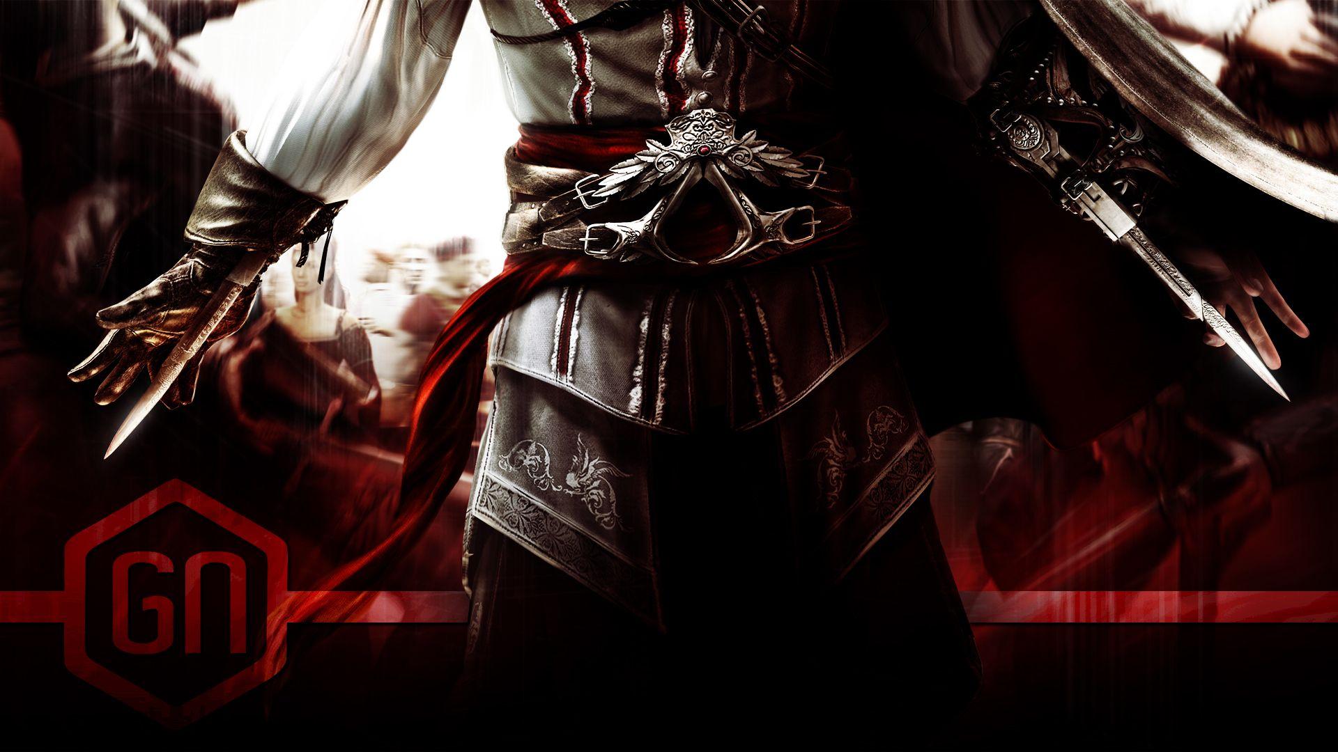 Assassin S Creed 2 Ezio Auditore Wallpaper Assassins Creed Assassin S Creed Assassins Creed 2