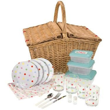 Cath Kidston Picnic Set With Images