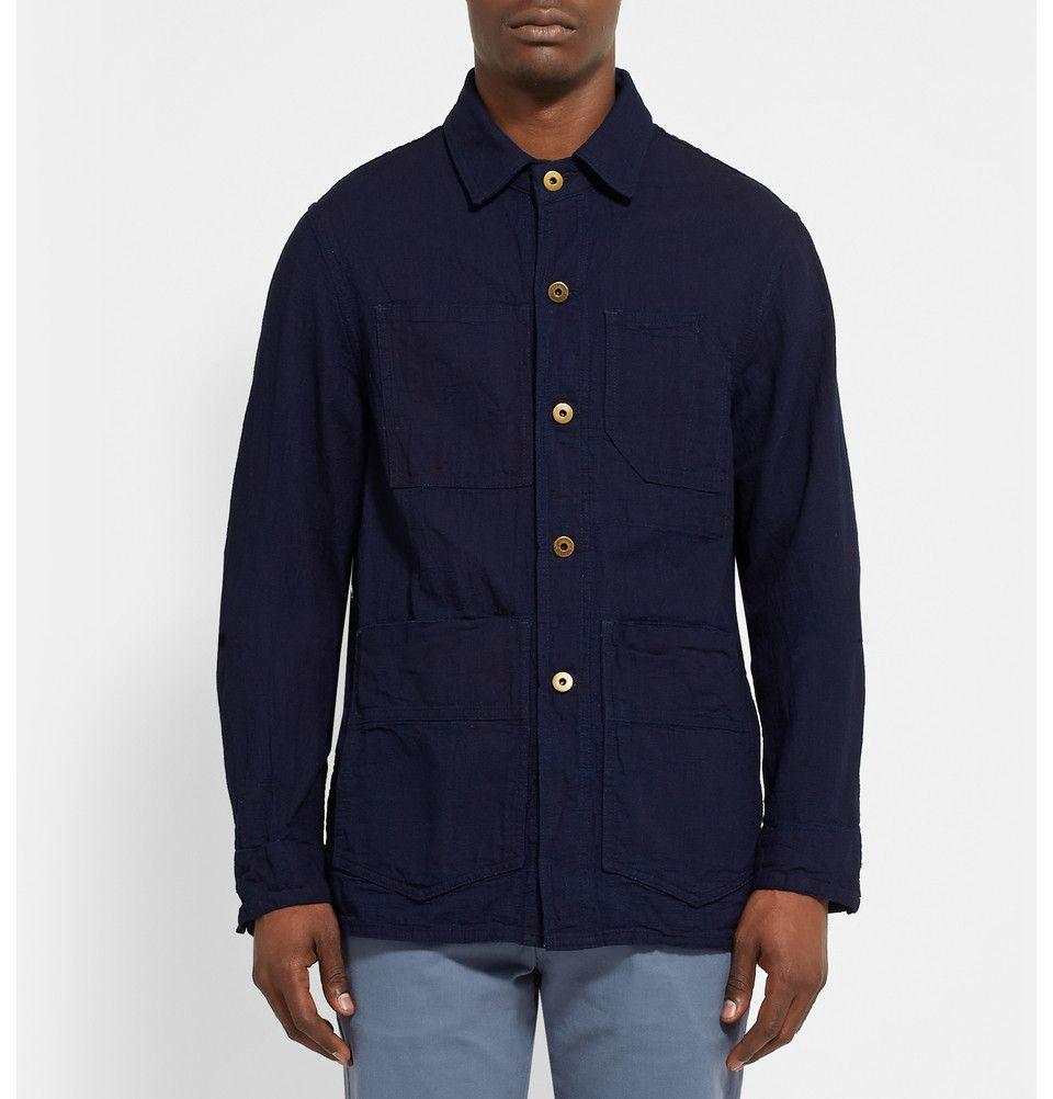 Freemans Sporting Club Chore CottonCanvas Jacket MR