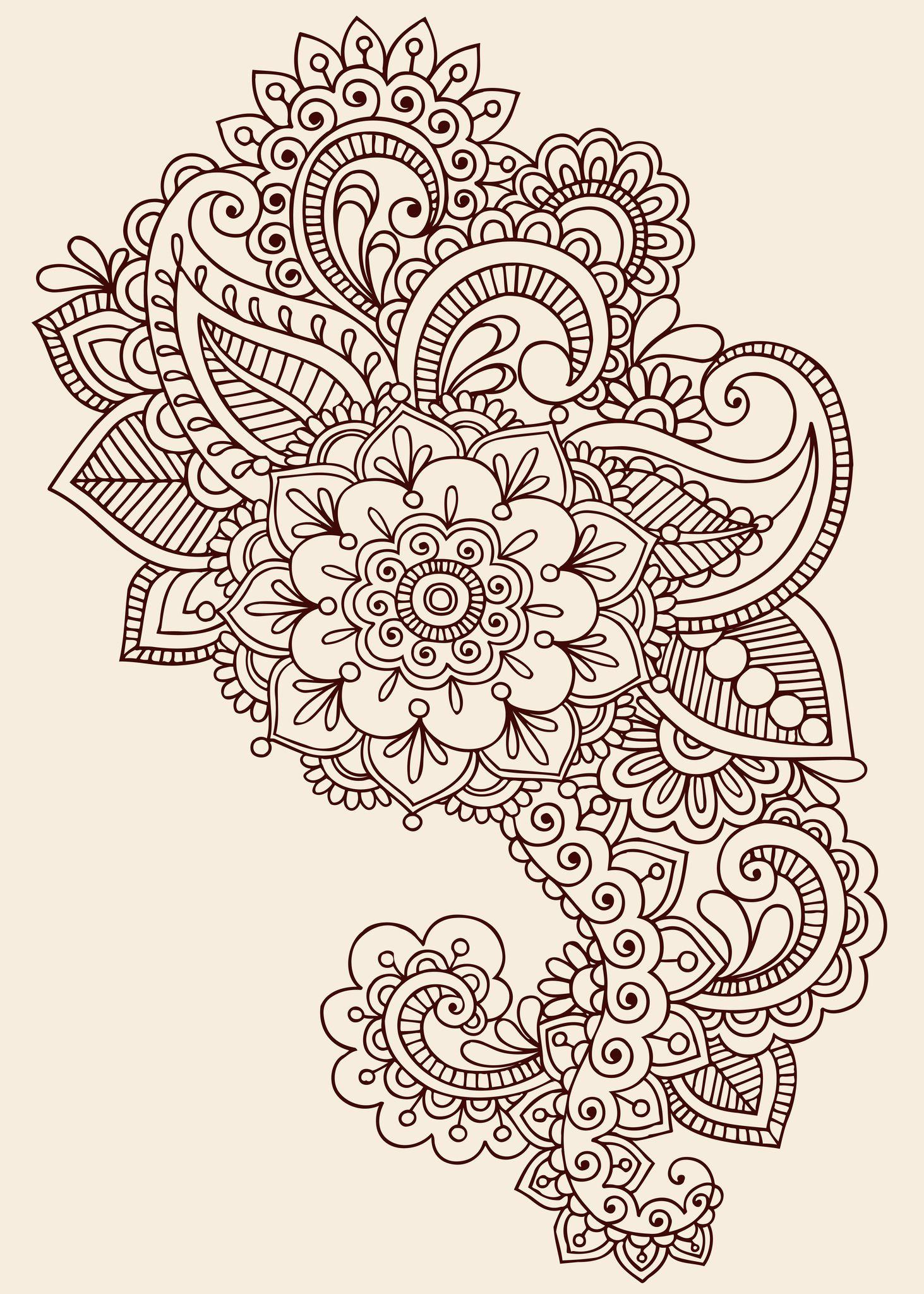 paisley designs paisley henna tattoo design tattoos pinterest rh pinterest co uk Paisley Tattoos On Pinterest Colorful Paisley Tattoo Ideas