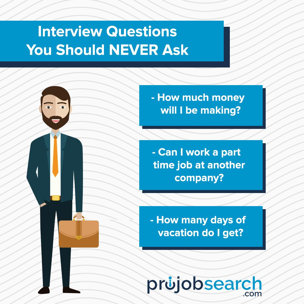 These Are Just A Few Interview Questions You Should Never Ask