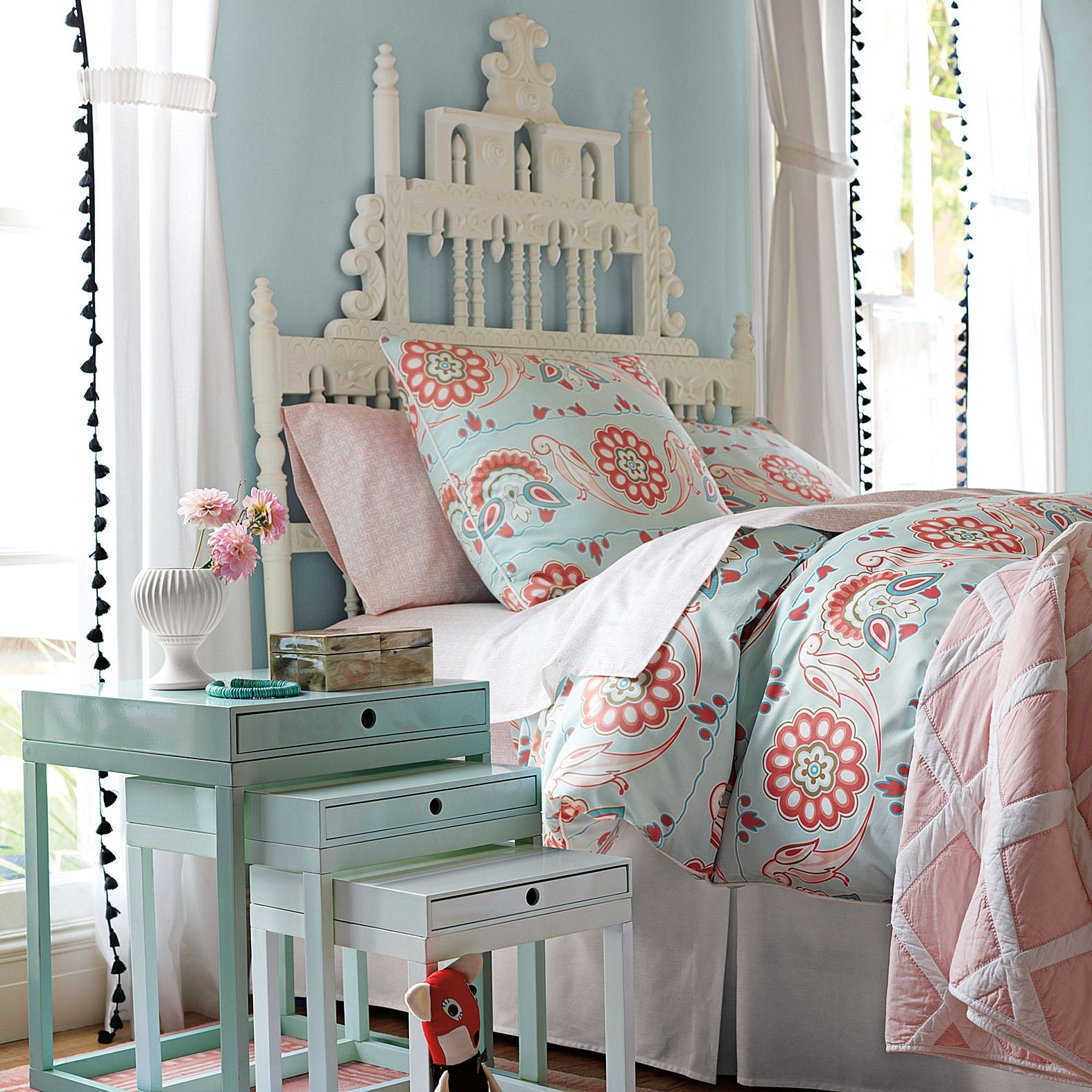 Serena And Lily Annabel Duvet For Girls Rooms Serena Lily Home Decor