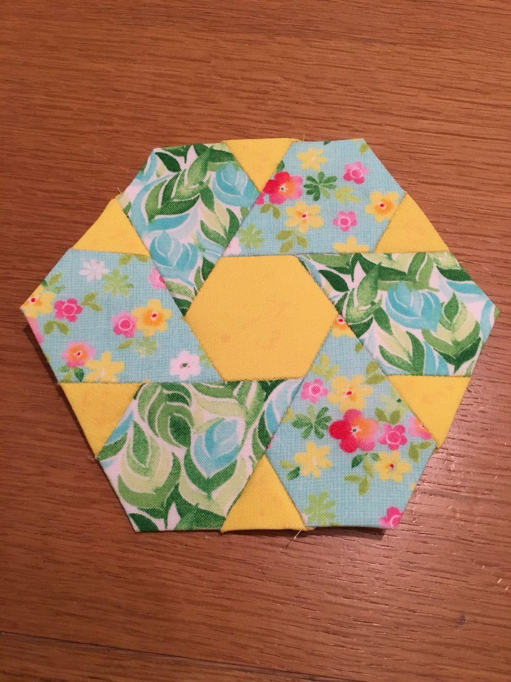 The New Hexagon by Katja Marek block 3 Sarah
