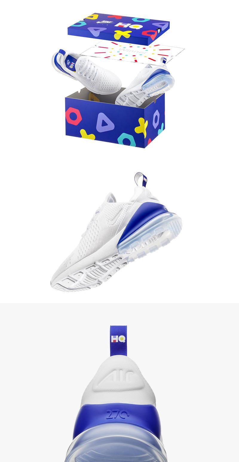 size 40 370a9 89812 Nike x HQ Trivia Air Max 270