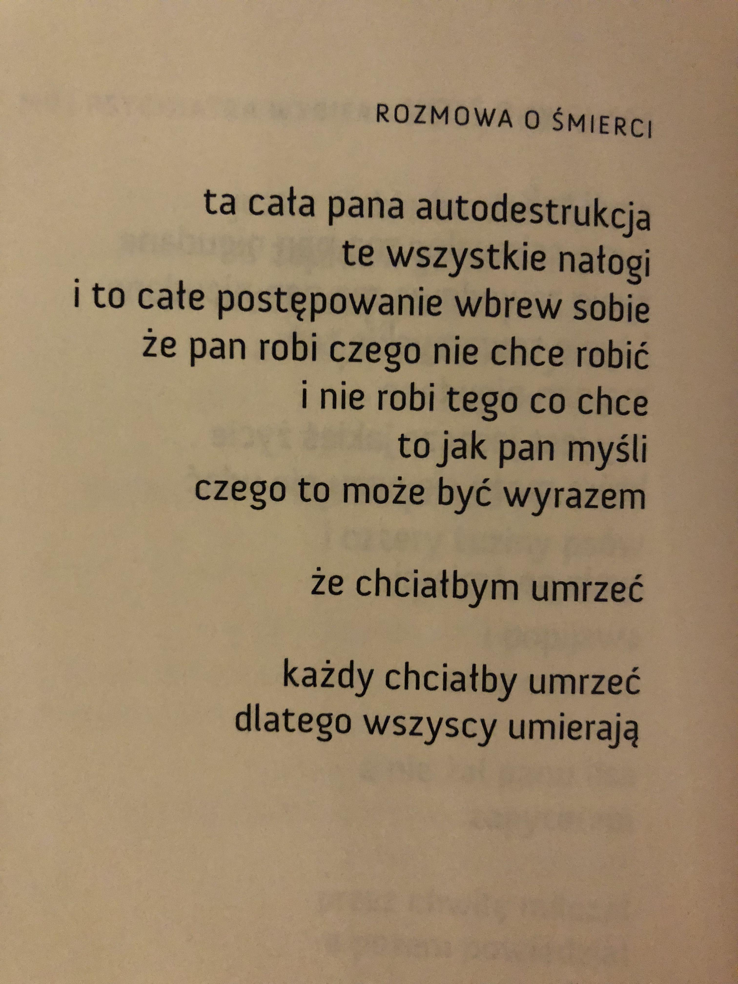 Andrzej Kotański Poem Quotes Poems Poetry