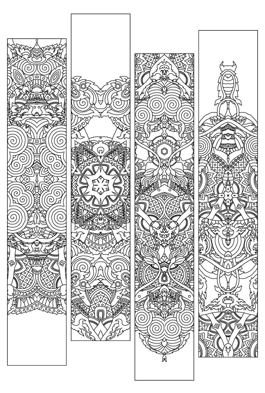 Anderson Ranch Print on Behance | ORNAMENTS | Pinterest ...