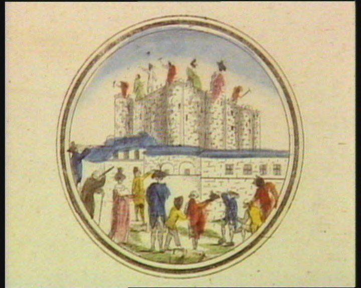 la bastille revolution francaise