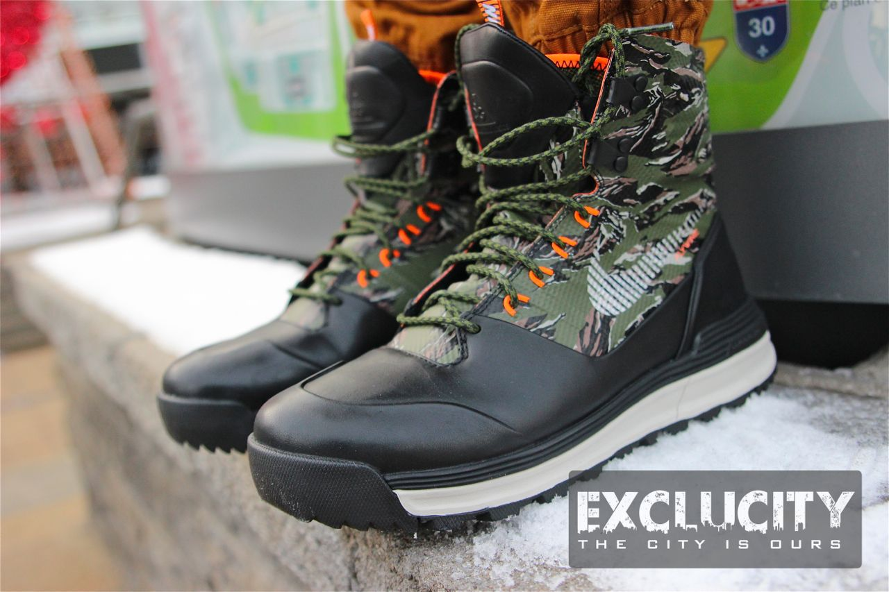 hot sale online 24306 f7be2 ... Tiger Camouflage colorway · Nike LunarTerra Arktos in Legion Green and  Black  Descubra ideias sobre Nike Lunar ...