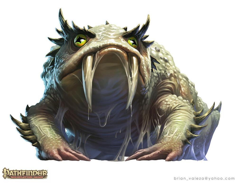 Artstation Slurk Gunship Revolution Bestiary Dungeons And Dragons Characters Fantasy Beasts