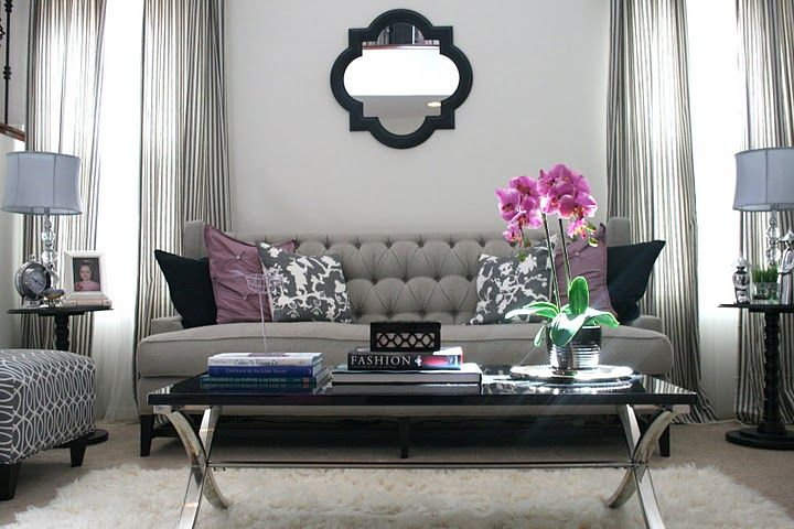 Nice for an apartment living room home decor ideas pinterest apartment living living - Nice decorated apartments ...