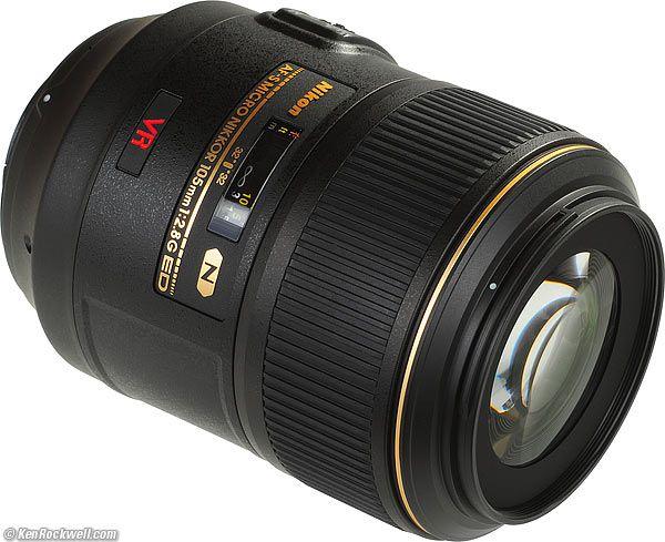 Nikon 105mm F 2 8 Vr Nikon Lenses Best Macro Lens Nikon