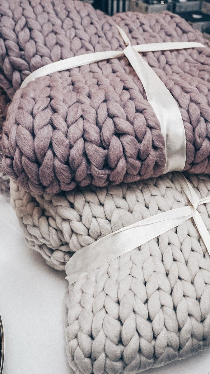 Kuschelige Decken