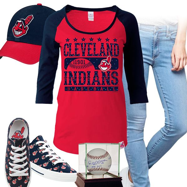 Pin by on Cleveland Indians Fashion
