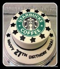 Starbucks cake 7 #starbuckscake Starbucks cake 5 #starbuckscake