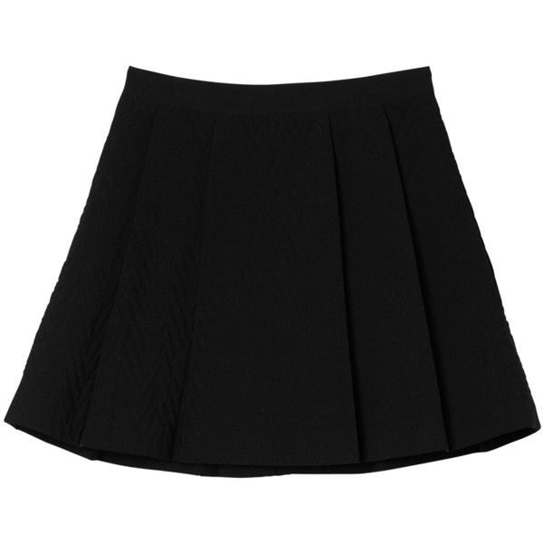 Monki Beryl Skirt 16 Liked On Polyvore Featuring Skirts Bottoms Clothes Skirts Faldas Black Magic Pleated Sk Skirts Black Pleated Skirt Black Skirt