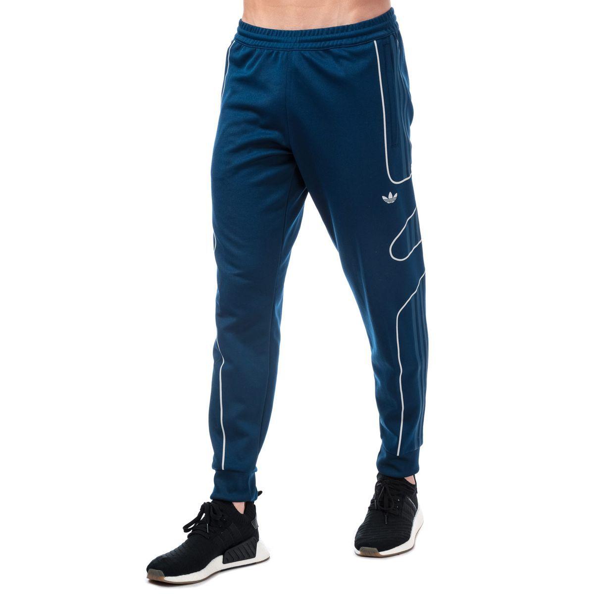 pantalon homme adidas coton