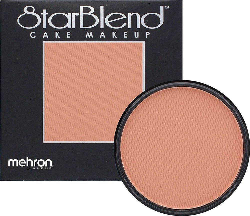 Mehron Purple Star Blend Cake Pancake Water Base Stage Makeup Professional Usa Professional Makeup Stage Makeup Mehron