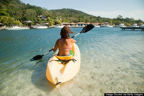 15 places to visit before they get famous...my personal favorite is Roatan, Honduras!  What's yours?