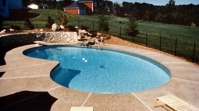 Residential Swimming Pools I Stainless Steel Pools | Vinyl ...