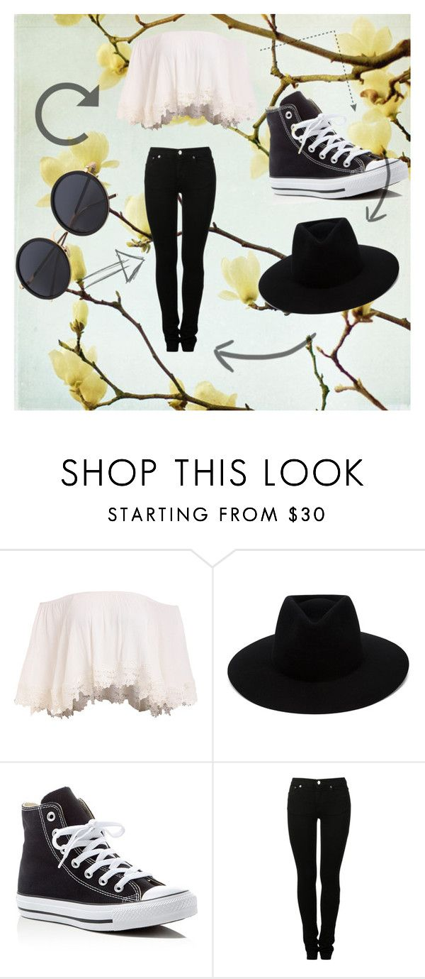 """""""Classic"""" by keelagirl on Polyvore featuring rag & bone, Converse and MM6 Maison Margiela"""