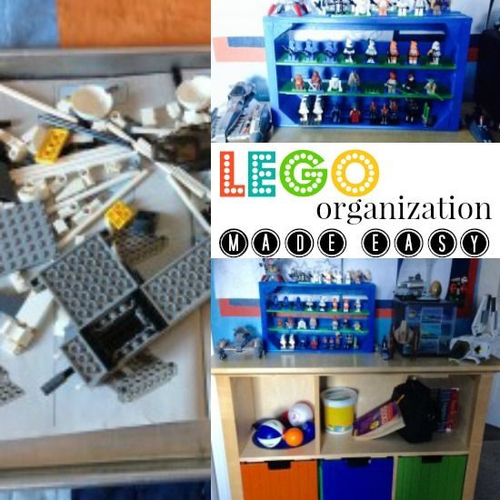Everything is Awesome...when your legos are organized