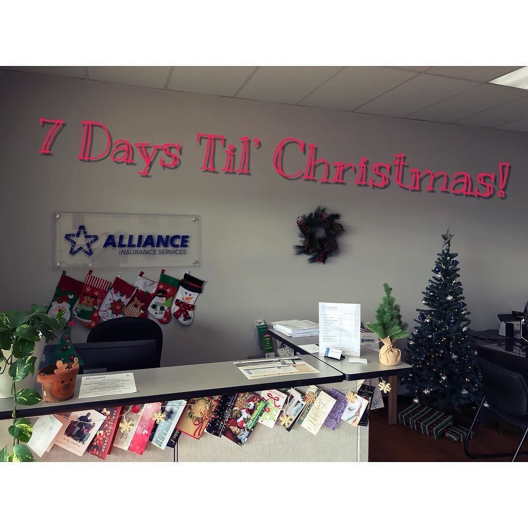 And the christmas countdown begins