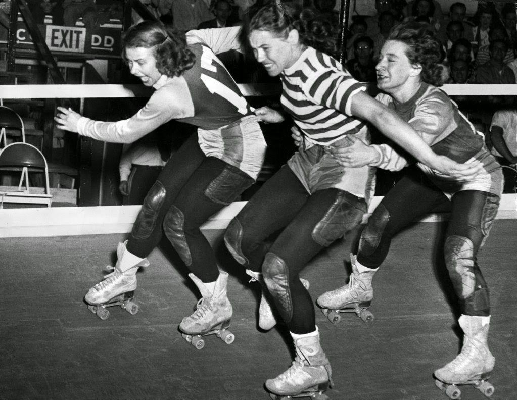 Ann Calvello roller derby Ann Calvello roller derby new photo