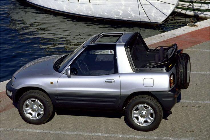 2 Door Suv Toyota Funcruiser Softtop 1998