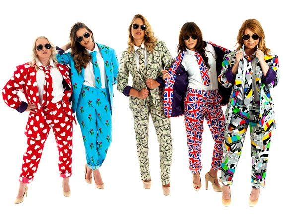 Opposuits Definitely Not Just For The Boys Hen Theme Last Night Of Freedom